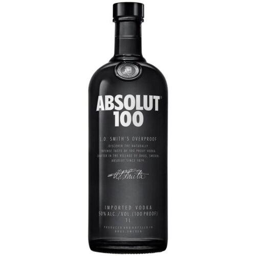 The Absolut Company AB Absolut Vodka 100 50 % vol. schwedischer Wodka Literflasche
