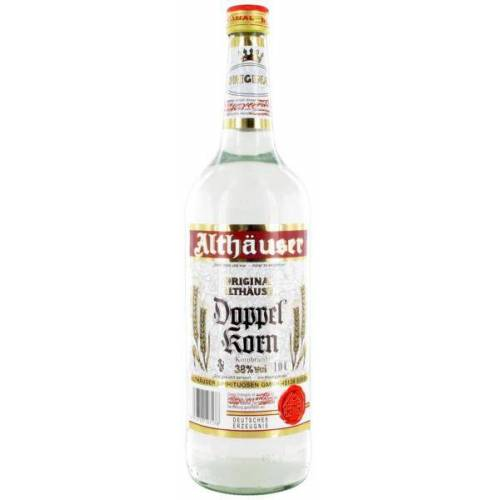 Althäuser Spirituosen GmbH Althäuser Doppelkorn Korn-Brand 38 % vol.