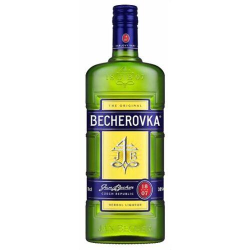 Pernod Ricard Becherovka Original Karlsbader Becher Kräuterlikör 38 % vol.