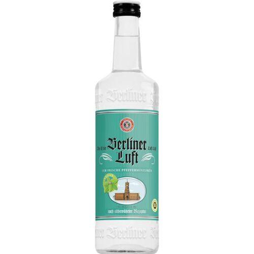 Schilkin GmbH Berlin Berliner Luft Schilkin Pfefferminzlikör 18 % vol.