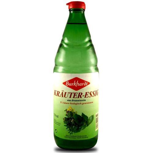 Burkhardt Feinkostwerke GmbH Burkhardt Kräuter-Essig aus Branntwein 5 % Säure