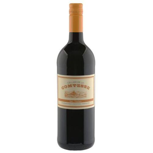 Josef Drathen GmbH & Co. KG Cellier de la Comtesse Vin de Pays de l'Hérault rouge sec 2018er