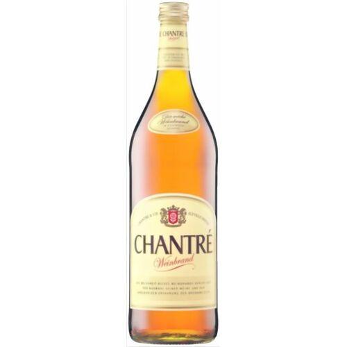 Chantré & Cie. GmbH Chantré Weinbrand 36 % vol. Literflasche