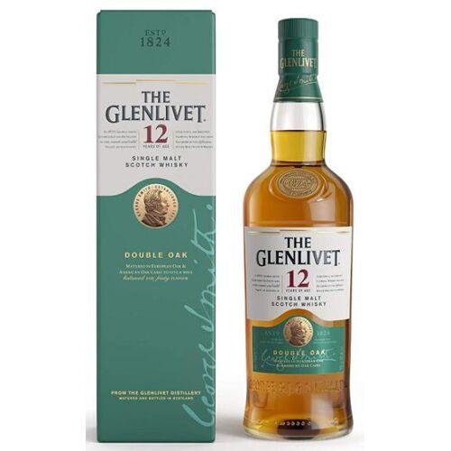 Glenlivet Pure Malt Scotch Whisky 40 % vol. 12-jährig