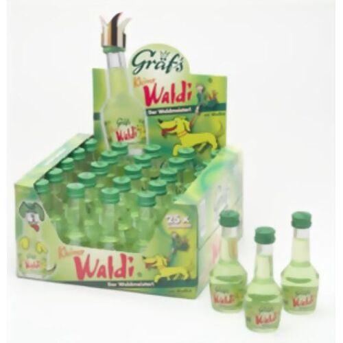 Dr. Rauch Gräfs Kleiner Waldi 18 % vol. Kleinflasche