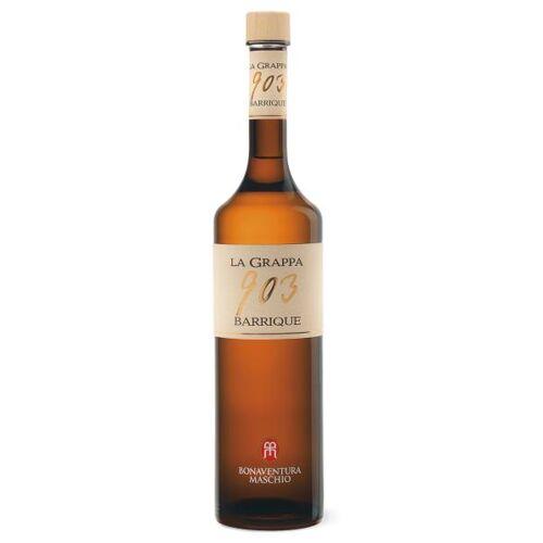 Distilleria Bonaventura Maschio Srl La Grappa 903 Barrique Bonaventura Maschio 40 %vol.