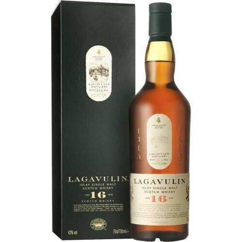 Lagavulin Single Islay Malt Scotch Whisky 16 years 43 % vol.