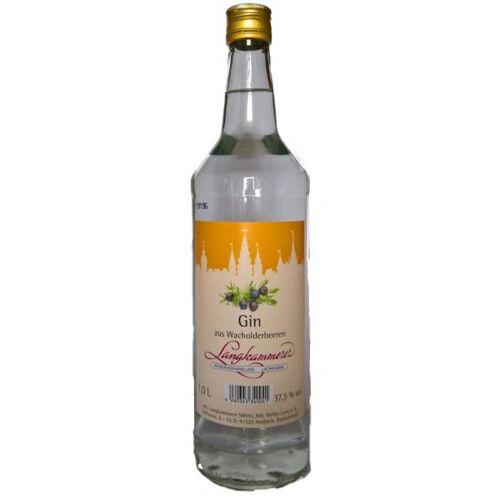 Joh. Langkammerer Söhne, Ansbach Langkammerer Gin 37,5 % vol. Literflasche