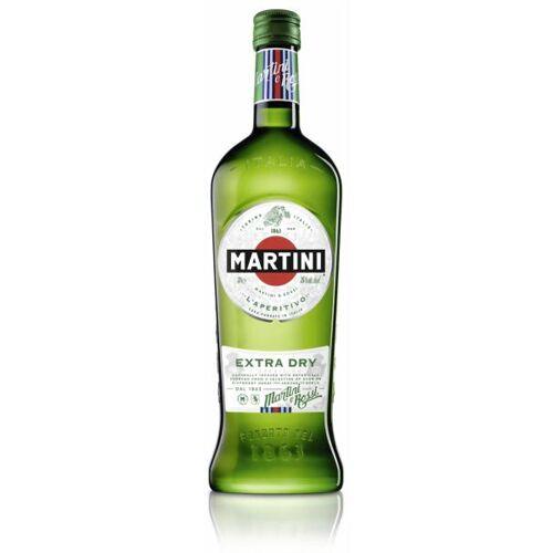 Martini & Rossi Martini extra dry Wermut 15 % vol. Literflasche