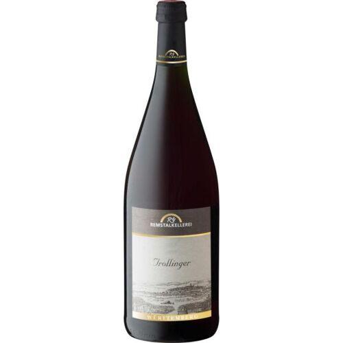 Remstalkellerei Remstaler Trollinger halbtrocken Qualitätswein Remstal