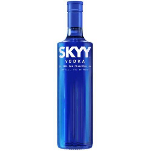 Skyy Spirits LLC Skyy Vodka 40 % vol. Wodka