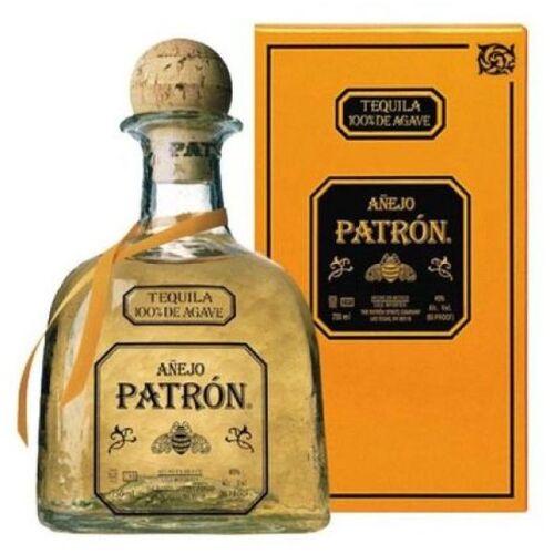 Patron Spirits Mexico Tequila Patron Anejo 40 % vol.