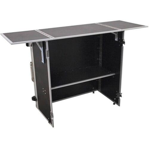 Roadinger DJ-Tisch zusammenklappbar