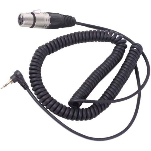 Zomo HD-120 Spiralkabel schwarz