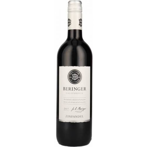 Beringer 2017 Zinfandel Classic Beringer - Rotwein