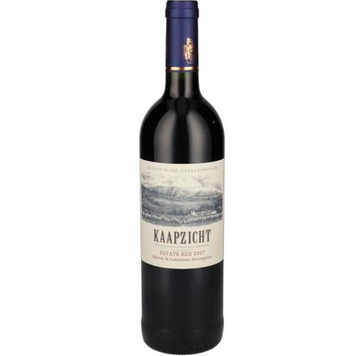 Kaapzicht Estate 2017 Estate Red Kaapzicht Estate - Rotwein