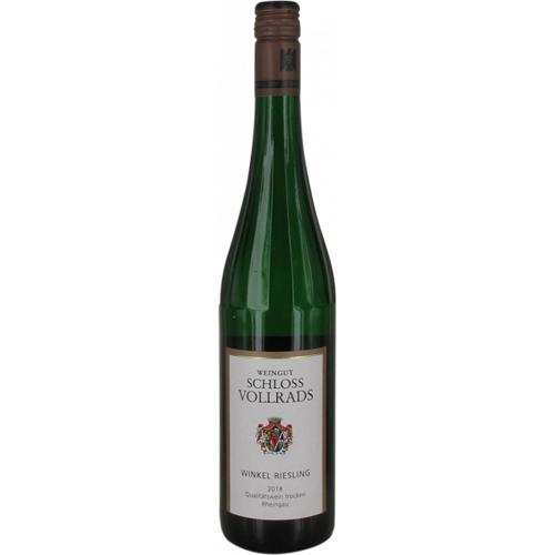 Schloss Vollrads 2018 Winkel Riesling trocken Schloss Vollrads - Weißwein