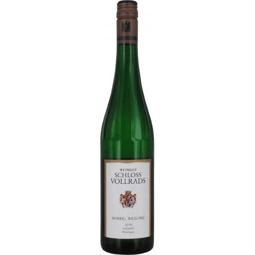 Schloss Vollrads 2018 Riesling Kabinett Schloss Vollrads - Weißwein