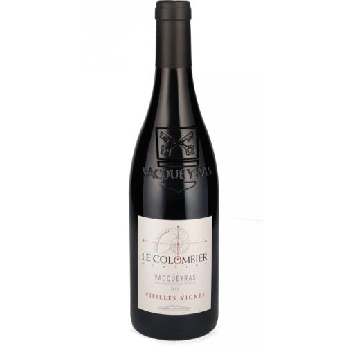Le Colombier 2019 Vacqueyras Vieilles Vignes Le Colombier - Rotwein