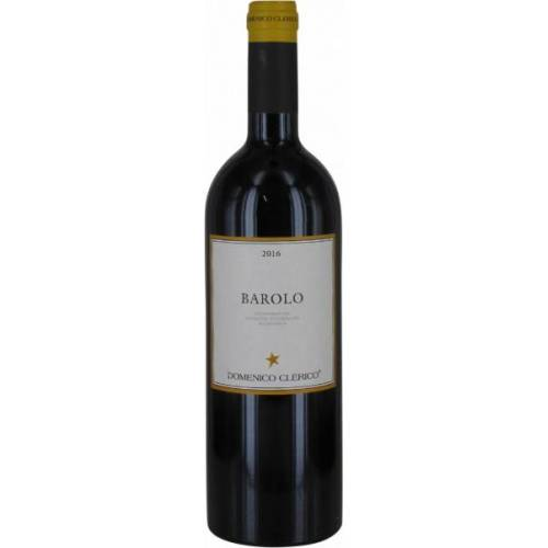 Domenico Clerico 2016 Barolo Domenico Clerico - Rotwein