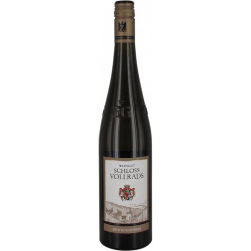 Schloss Vollrads 2018 Schlossberg Riesling GG Schloss Vollrads - Weißwein