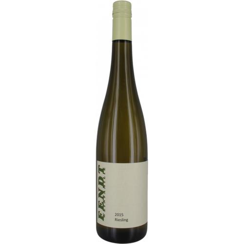 Fendt Weinfamilie 2015 Fendt Riesling Fendt Weinfamilie - Weißwein