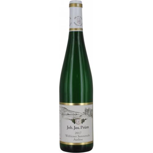 J.J. Prüm 2017 Wehlener Sonnenuhr Auslese J.J. Prüm - Weißwein