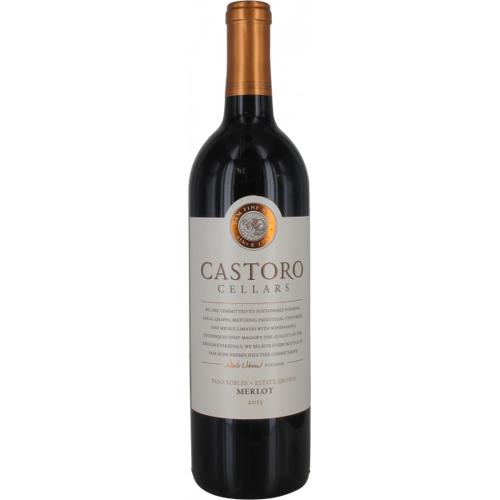 Castoro Cellars 2015 Merlot Castoro Cellars - Rotwein