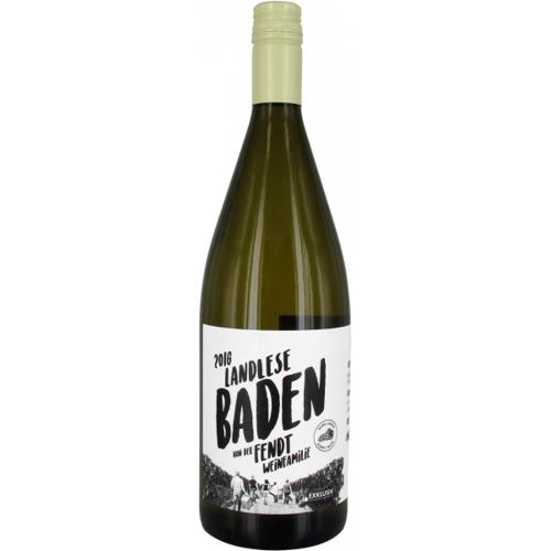 Fendt Weinfamilie 2016 Landlese Baden Fendt Weinfamilie - Weißwein