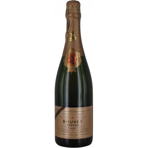 Bouvet-Ladubay 2017 Trésor brut Rosé Vintage Selection Bouvet-Ladubay - Sekt, Prosecco & Champagner