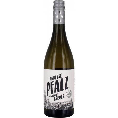 Bremer 2018 Landlese Pfalz Bremer - Weißwein