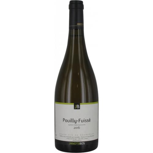 JanotsBos 2016 Pouilly-Fuissé JanotsBos - Weißwein