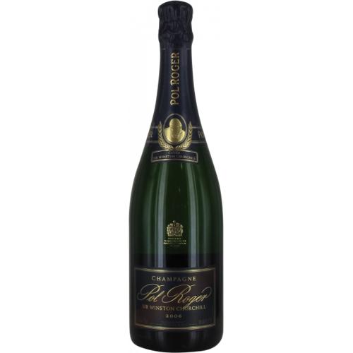 Pol Roger 2004 Cuvée Winston Churchill Pol Roger -  Champagner