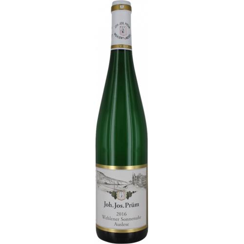J.J. Prüm 2016 Wehlener Sonnenuhr Auslese J.J. Prüm - Weißwein