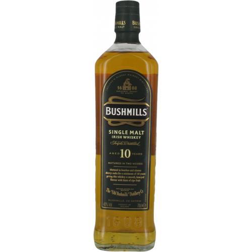 The old Bushmills' Distillery Bushmills Single Irish Malt 10 Jahre The old Bushmills' Distillery - Whiskey