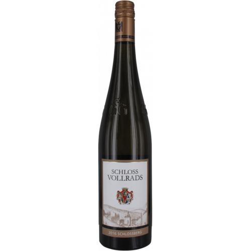 Schloss Vollrads 2016 Schlossberg Riesling GG Schloss Vollrads - Weißwein