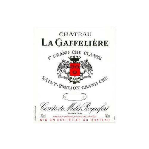 Château La Gaffelière 2015 Château La Gaffelière - Rotwein