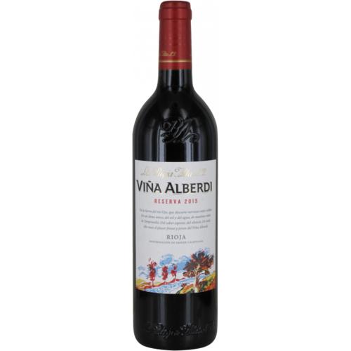 La Rioja Alta 2015 Vina Alberdi Reserva La Rioja Alta - Rotwein