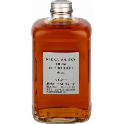 Nikka Whisky Nikka The Barrel Nikka - Whiskey