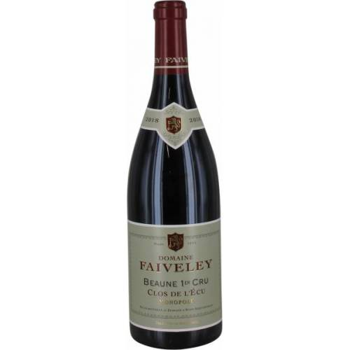 "Faiveley 2018 Beaune 1er Cru ""Clos de l'Ecu"" Faiveley - Rotwein"