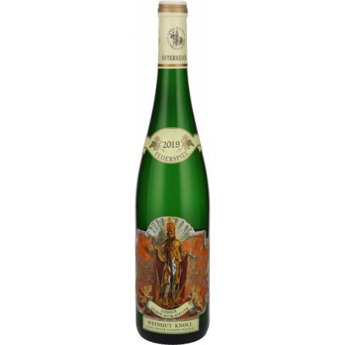 Emmerich Knoll 2019 Gelber Muskateller Federspiel Emmerich Knoll - Weißwein