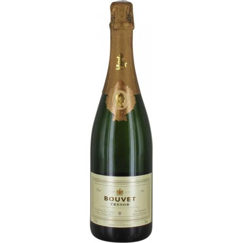 Bouvet-Ladubay 2016 Saumur Brut blanc Tresor Bouvet-Ladubay - Sekt, Prosecco & Champagner