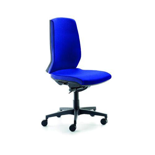 Mayer Sitzmöbel Drehstuhl CONTRACTLINE Hochlehner blau - Mayer Sitzmöbel