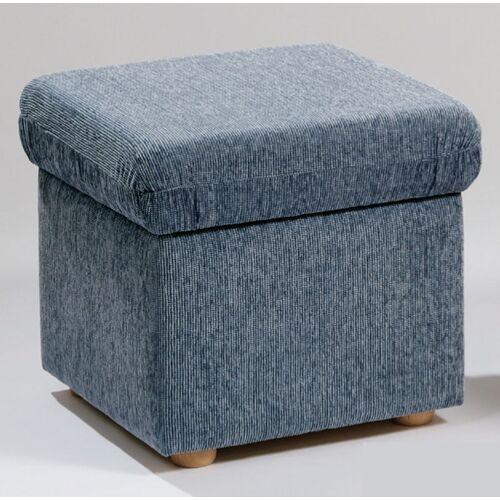Necke Sitztruhe PESSAC blau - Necke