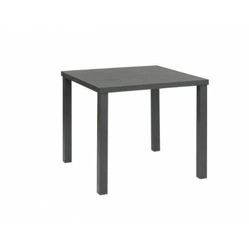 inko Gartenmöbel Tisch Ronda Alu grau - inko Gartenmöbel