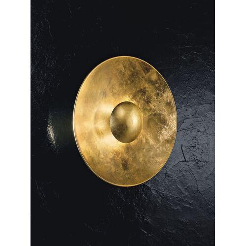 Hans Kögl Wandleuchte AURA SOL Gold 40 cm 2-fl. - Hans Kögl