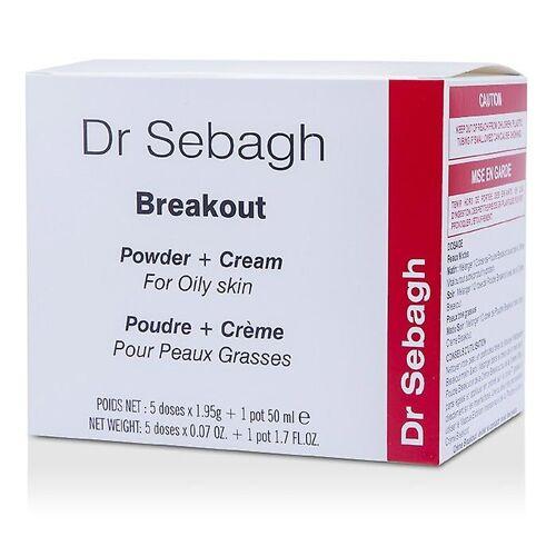 Dr. Sebagh Breakout Set (für fettige Haut): Creme 50 ml + 5 x 1,95 ...