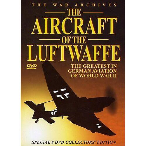ARTS MAGIC The Aircraft of the Luftwaffe [DVD] USA import