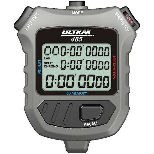 Ultrak 485-60 Dual Split Speicher Stoppuhr Stoppuhr mit drei Zeilen...