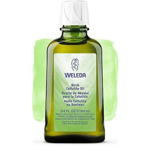 Weleda Birch Anticelulitic Oil 100 ml (Cosmetics , Body  , Body oils)